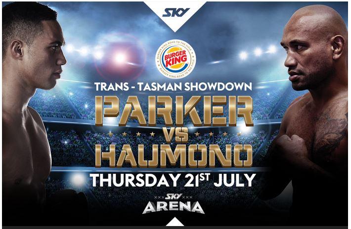 Parker vs Haumono