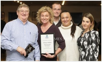 Howick Business Awards photo