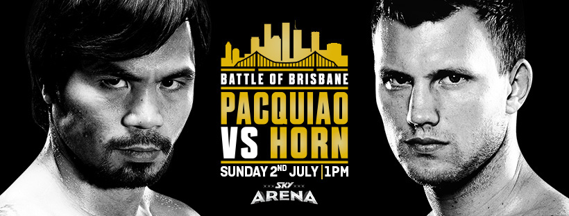 Pacquiao-v-Horn-Boxing